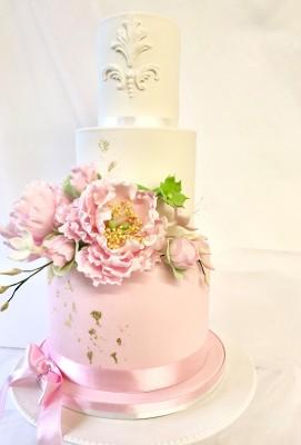 Peony Cake 1