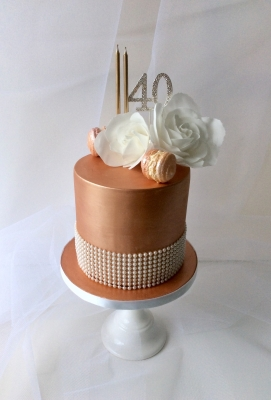 4 Tier Birthday 3