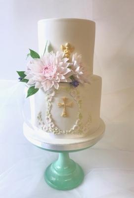 Communion cake 2
